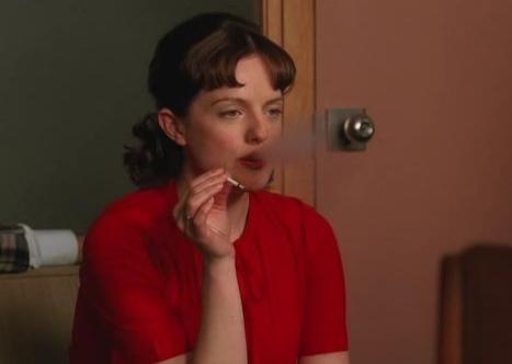 """Smoke Weed Everyday"" -Peggy Olson"