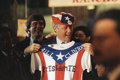 Bill Clinton El Presidente