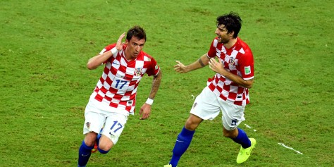 Cameroon v Croatia: Group A - 2014 FIFA World Cup Brazil